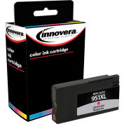 Innovera® Remanufactured CN047AN (951XL) High-Yield Ink Cartridge - Magenta