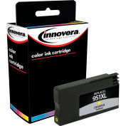 Innovera® Remanufactured CN048AN (951XL) High-Yield Ink Cartridge - Yellow