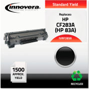 Innovera® Remanufactured CF283A (83A) Toner - Black