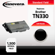 Innovera® Remanufactured TN330 Laser Toner, 1500 Page-Yield, Black