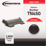 Innovera® Remanufactured TN450 Laser Toner, 2600 Page-Yield, Black