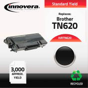 Innovera® Remanufactured TN620 Laser Toner, 3000 Page-Yield, Black