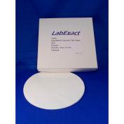LabExact CFP41 20um Quantitative Cellulose Filter Paper, Ashless, 12.5cm, 100/PK