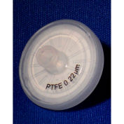 LabExact PTFE Syringe Filters, Non-Sterile, 0.22um 25mm, 100/PK