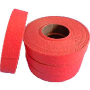 "Velcro® One-Wrap® UL Rated Fire Retardant Hook & Loop Tape Fasteners Cranberry 1"" x 15'"