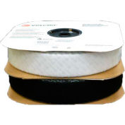 "Velcro® Black Loop With Acrylic Adhesive 1-1/2"" x 75'"