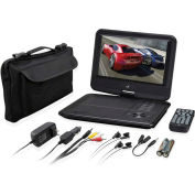 "GPX® 9"" Portable DVD Player"