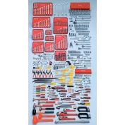 Proto J99721A 453Piece Intermediate Tool Set Roller Cabinet J442742 8RD & Top Chest J442719 12RD D