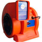 AirFoxx 2 hp High Velocity Commercial Grade Utility Blower - DB2000a