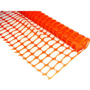Boen SF-4100 Safety Snow Fence - O-Ring, 4 Ft. X 100 Ft., Orange