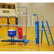 Jaypro Sports Standard Featherlite Volleyball System Package