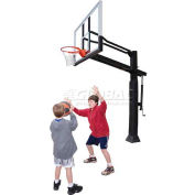 Jaypro Sports Resident Basketball Unit