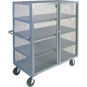 Jamco 4 Shelf Mesh Truck VD248 - 48 x 24
