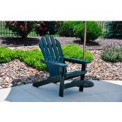 Jayhawk Plastics Cape Cod Adirondack Chair, Green
