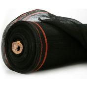 BOEN DN-10030 Debris Safety Netting, 8.6 Ft. x 150 Ft., Black, 1 Roll