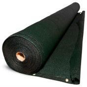BOEN Privacy Netting W/Reinforced Grommets, 6' x 15', Green - PN-30052