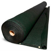 BOEN Privacy Netting W/Reinforced Grommets, 5' x 50', Green - PN-30067
