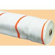 BOEN SN-20018 Fire Resistant Safety Netting, 8.6 Ft. x 150 Ft., White, 1 Roll