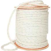 "BOEN Poly-Combo 3-Strand Safety Rope SR-38600 - 3/8"" x 600' - 23 Lb. - White"