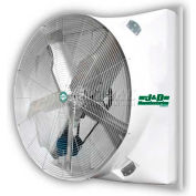 "J&D 72"" Mega Storm Exhaust Fan VMSA72A5N31 3 HP RPM 1 PH"