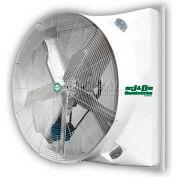 "J&D 72"" Mega Storm Exhaust Fan VMSA72A5N33 3 HP RPM 3 PH"