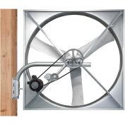 "J&D Bracket Swivel Offset 4 to 6"" Wood Post Galvanized Steel for 50, 55, 60"" VPX"