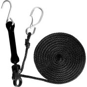 The Perfect Bungee PTD 12' Tie-Down W/Black Bungee - Pkg Qty 4