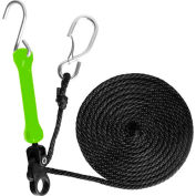 The Perfect Bungee PTD 12' Tie-Down W/Safety Green Bungee - Pkg Qty 4