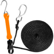 The Perfect Bungee PTD 12' Tie-Down W/Orange Bungee - Pkg Qty 4