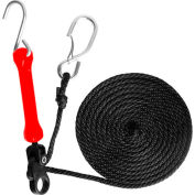 The Perfect Bungee PTD 12' Tie-Down W/Red Bungee - Pkg Qty 4