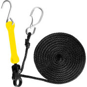 The Perfect Bungee PTD 12' Tie-Down W/Yellow Bungee - Pkg Qty 4