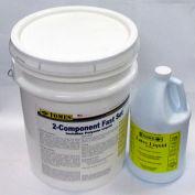 JE Tomes  C-215 2-Component Fast Set Concrete & Patch Repair, 40lb Powder, 1 Gallon Polymer