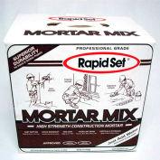 JE Tomes Rapid Set Mortar Mix, Concrete Repair, High Strength, 25lb. Box - RSMM-25