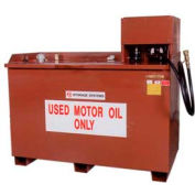 John Dow Used Oil Storage System - 285 Gallon - AGS-285D