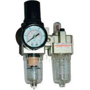 JohnDow Filter Regulator/Lubricator Kit, Used with AFC-100-04 & HDC-150-94 - FRL 1