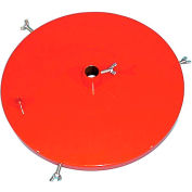 JohnDow Steel Drum Cover for 120 lb. Drum - JD-3566