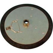 JohnDow Steel Follower Plate for 120 lb. Drum - JD-3571