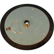 JohnDow Steel Follower Plate for 400 lb. Drum - JD-3572