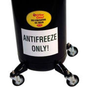 JohnDow 25-Gallon Heavy-Duty Self-Evacuating Antifreeze Drain - JDI-25HDC-EA
