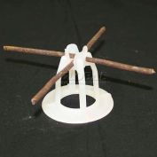 """Lotel™ Mesh-Ups Concrete Reinforcing Chairs, 2"""" Mesh Up For #6, 8, & 10 Gauge Wire, 250 Qty"""