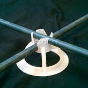 """Lotel™ Mesh-Ups Concrete Reinforcing Chairs, 2"""" Post Tension Up - 1/2"""" And 9/16 Cable, 125 Qty"""