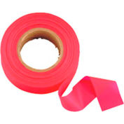 Flagging Tape - Glo Red