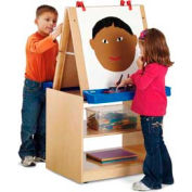 Jonti-Craft® ThriftyKYDZ® 2 Station Easel