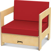 Jonti-Craft® Red Easy Chair