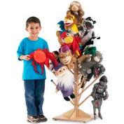 Jonti-Craft® Puppet Tree - 33 Branches