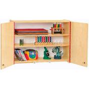 Jonti-Craft® Wall Cabinet - Lockablejnc