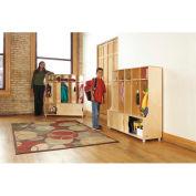 Jonti-Craft® TrueModern™ Five Space Locker