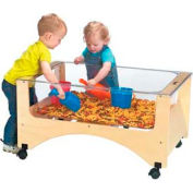 Jonti-Craft® See-Thru Sensory Table - Toddler Height