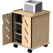 Jonti-Craft® 32 Laptop and Tablet Storage Cart