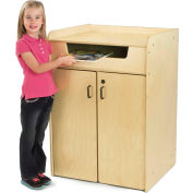 Jonti-Craft® Book Return with Cart